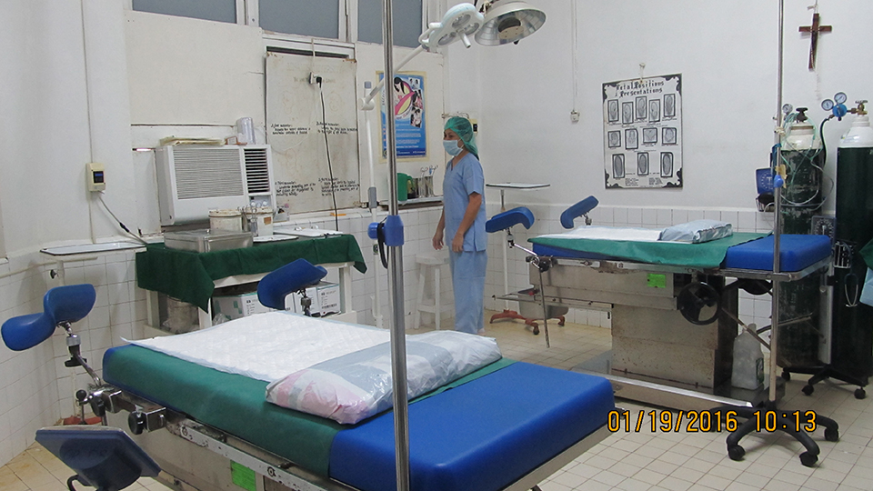 DELIVERY-ROOM
